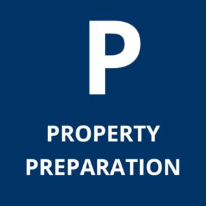 PACE - Property Prep